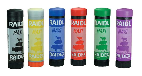Křída značkovací Raidex