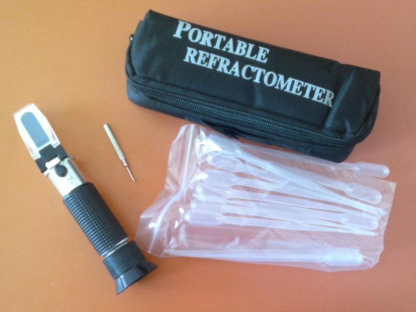Portable Refractometer balení