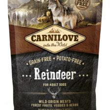 Carnilove Grain Free Reindeer 1,5kg