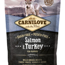 Carnilove Grain Free Salmon&Turkey for Puppy 1,5kg