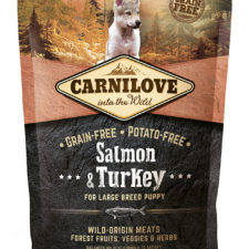 Carnilove Grain Free for Large Breed Puppy 1,5kg