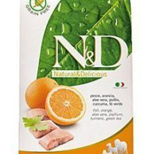 N&D Adult Maxi Fish & Orange