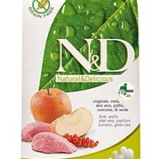 N&D Adult Maxi Boar & Apple