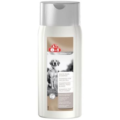 8in1 šampon White Pearl 250ml