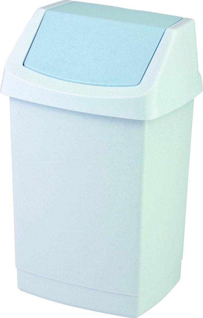 Odpadkový koš CLICK-IT 50l šedý