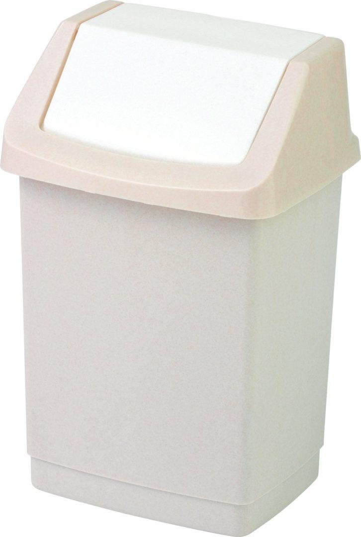 Odpadkový koš CLICK-IT 50l béžový