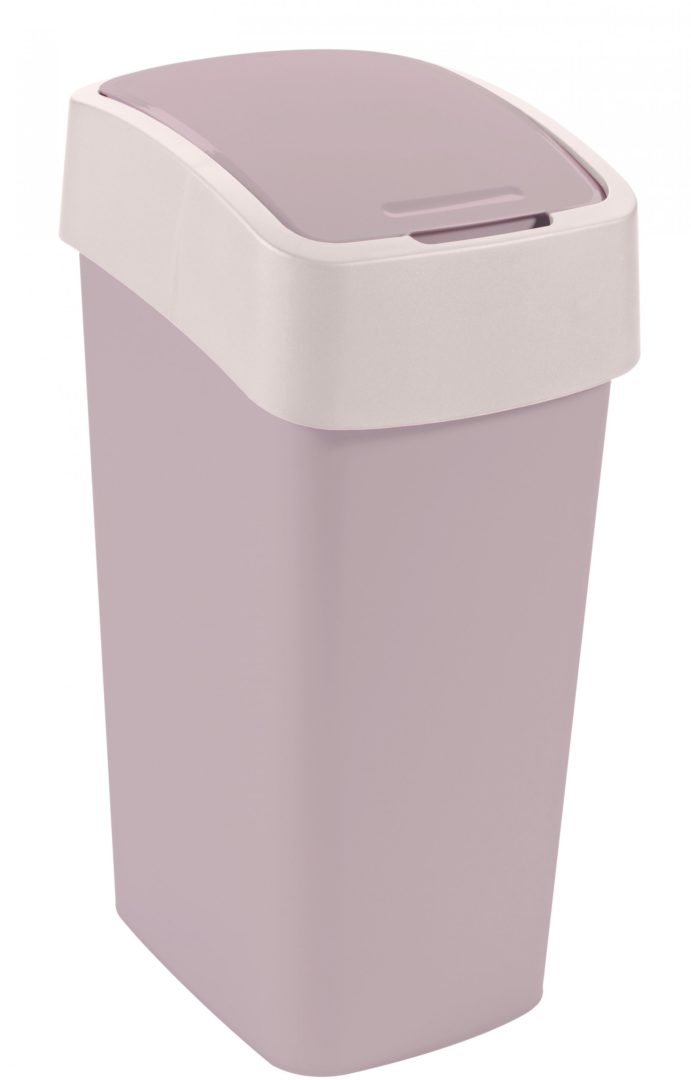 Odpadkový koš FLIP BIN 50l béžový