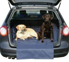 Deka pro psa do zavazadlového prostoru auta - combi