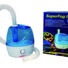 Přístroje pro vytváření vlhkosti, ventilace, filtry