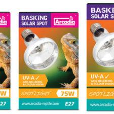 Arcadia Basking Solar Spot 50W