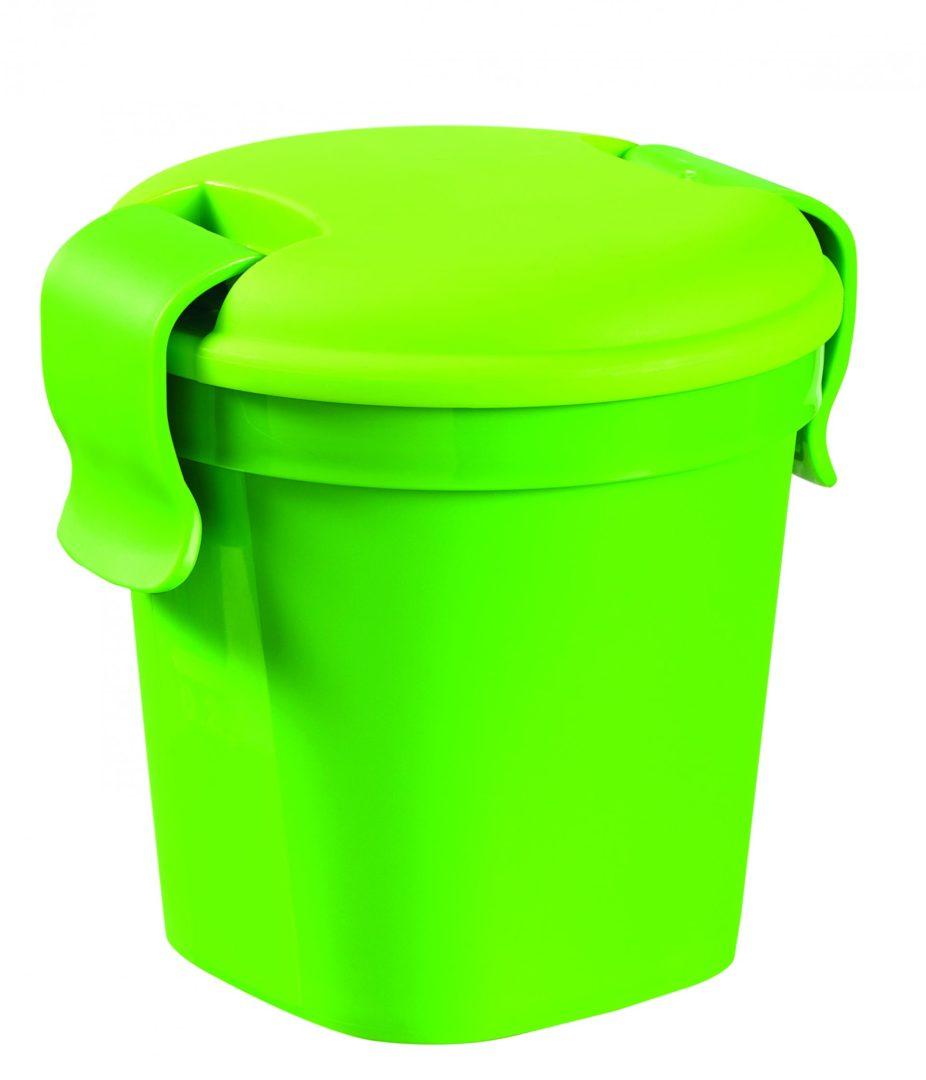 Hrnek S Lunch & go zelený