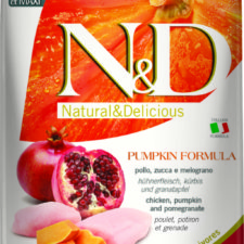 N&D Pumpkin Adult M/L Chicken&Pomegranate