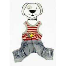 oblecek-tilko-cerv-kalhoty-jeans-modre-nobby-35-cm