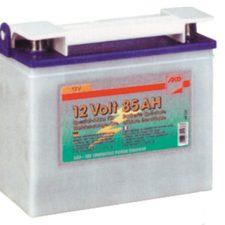 Baterie dobíjecí 12V/80 Ah pro ohradníkový zdroj