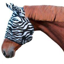 Koňské masky proti hmyzu