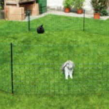 Sítě a výběhy pro králíky