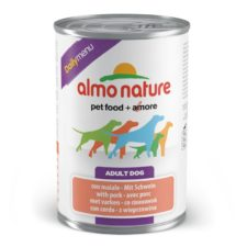 Almo Nature Daily Menu WET DOG - s vepřovým 400g