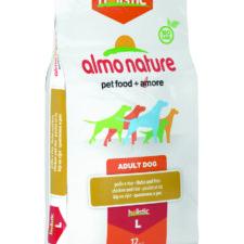 Almo Nature Holistic DRY DOG - L - Dospělý - Kuře a rýže 12kg