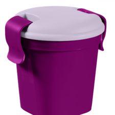 Curver Hrnek S Lunch & go fialový