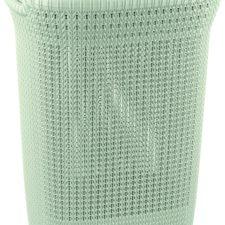 Curver Koš na špinavé prádlo KNIT 57l bílý