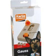 Karlie-Flamingo Interaktivní dřevěná hračka GAUSS 22x12cm