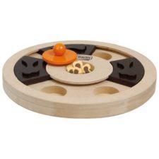 Karlie-Flamingo Interaktivní dřevěná hračka HERA 25x5cm