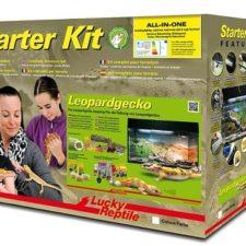 Lucky Reptile Starter Kit Leopard Gecko 80x40x52 cm černé
