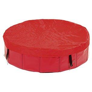 Karlie-Flamingo Plachta na bazén červená 160cm