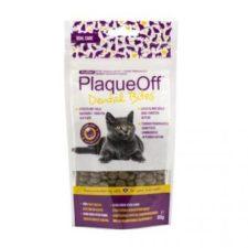 ProDen PlaqueOff Dental Bites Cat 60g - AKCE 2+1