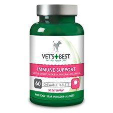 VET´S BEST Žvýkací tablety na imunitu