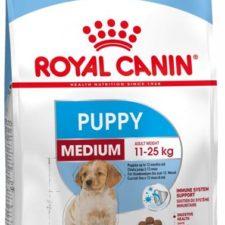 Royal Canin - Canine Medium Puppy 1 kg