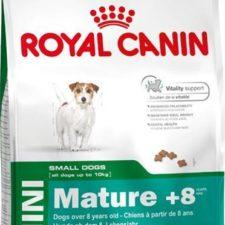 Royal Canin - Canine Mini Adult 8+ 2 kg