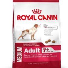 Royal Canin - Canine Medium Adult 7+ 4 kg