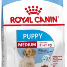 Royal Canin - Canine Medium Puppy 4 kg