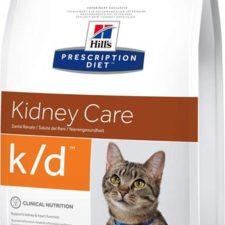 Hill's Feline K/D Dry 0,4 kg