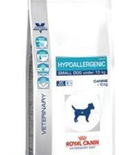 Royal Canin VD Dog Dry Hypoallergenic Small HDS24 1 kg