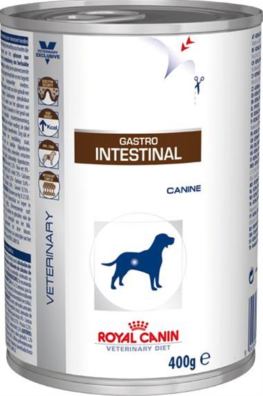 Royal Canin VD Dog konz. Gastro Intestinal 400 g