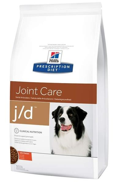 Hill's Canine J/D Dry 12 kg