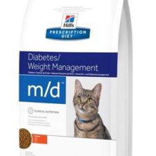 Hill's Feline M/D Dry 1,5 kg