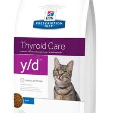 Hill's Feline Y/D Dry 1,5 kg