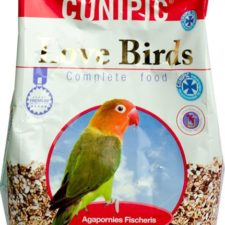 Cunipic Love Birds - Agapornis 3 kg