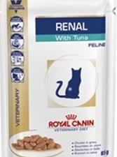 Royal Canin VD Cat kaps. Renal tuna 12 x 85 g