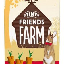 Supreme Tiny FARM Snack Russel Crunchers - králík 120 g