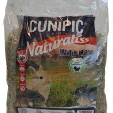 Seno horské 40 bylin Wild Hay Cunipic 500 g