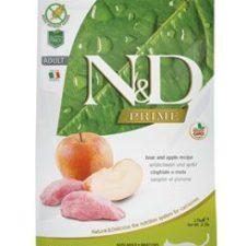 N&D PRIME CAT Adult Boar & Apple 1