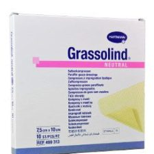 Kompres Grassolind neutral 7