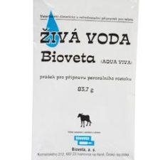 Živá voda Bioveta (Aqua Viva) plv 83