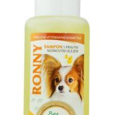 Šampon Bea Ronny norkový pro psy a kočky   220ml