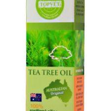 Tea Tree Oil silice 100% TOPVET 10ml