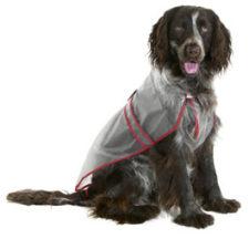 Pláštěnka pro psy PVC 30cm KAR